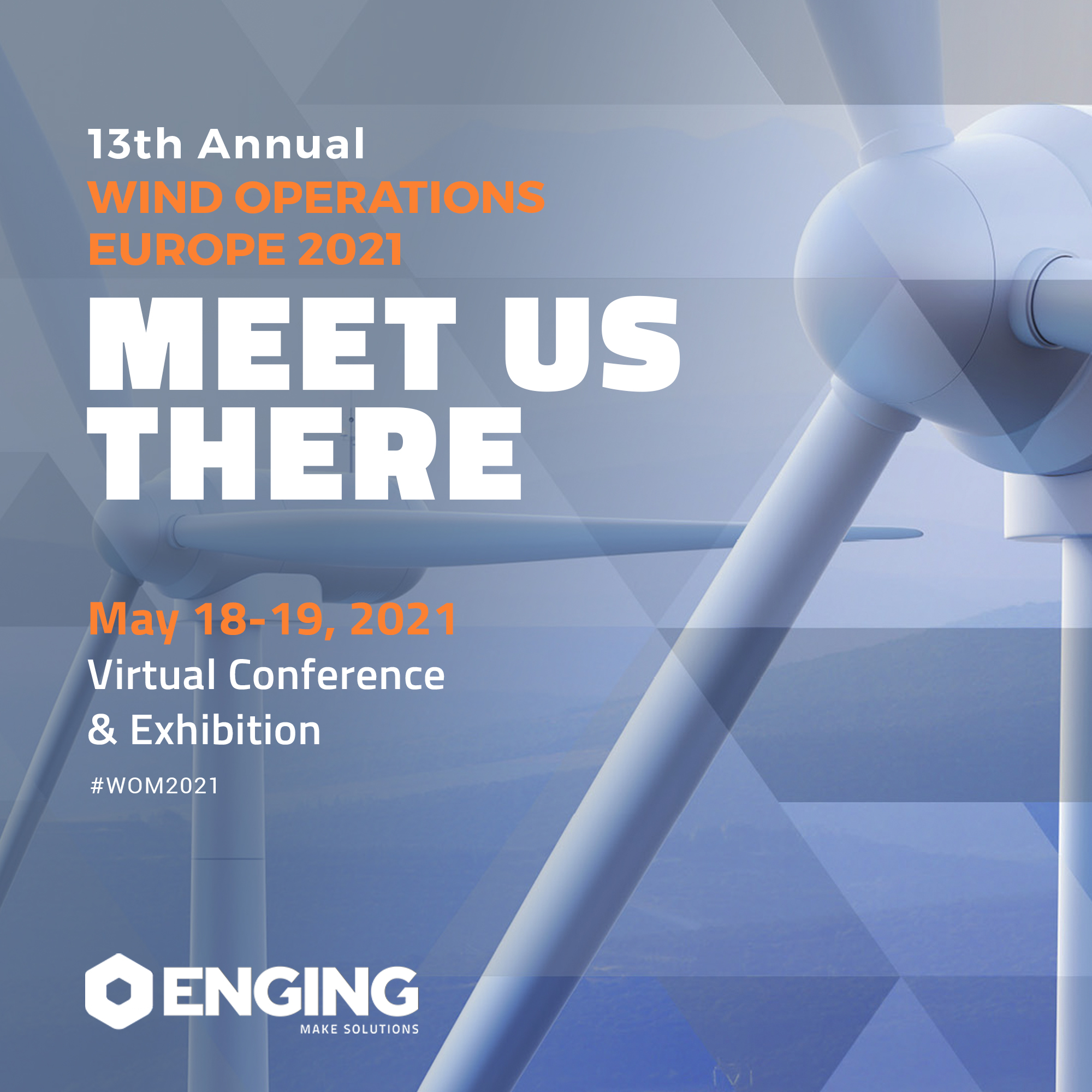 Wind Operations Europe 2021